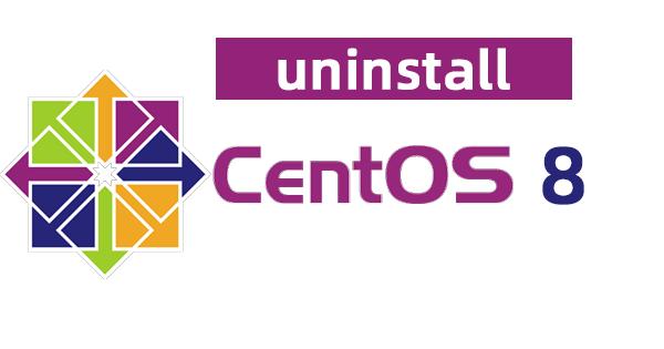 CentOS系统使用yum卸载软件包